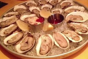 $1 Oysters in the afternoon at The Port are must!