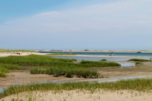 Walk the entire circumference of Monomoy National Wildlife Refuge for a great workout and even better views.