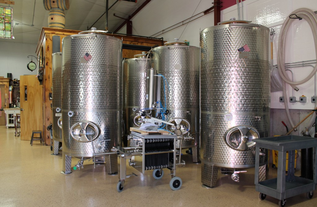 First Crush Winery in Harwich is just three miles from Seadar Inn.
