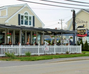 The Black Cat Tavern in Hyannis. Jennifer Kain DeFoe photo.